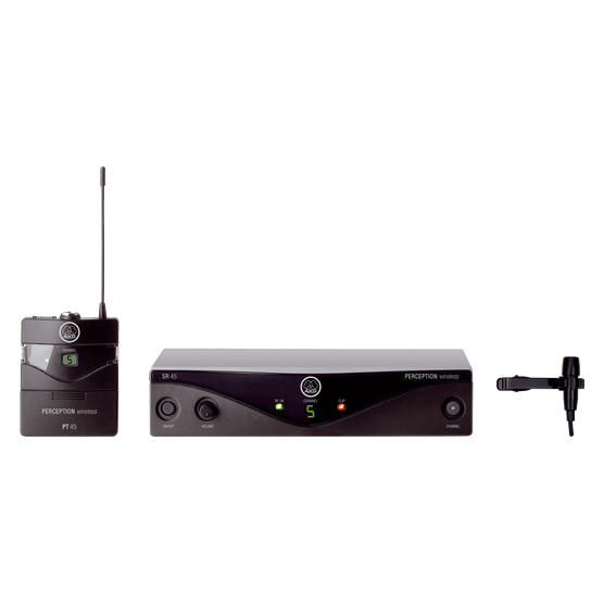 Sistema de micrófono inalámbrico
