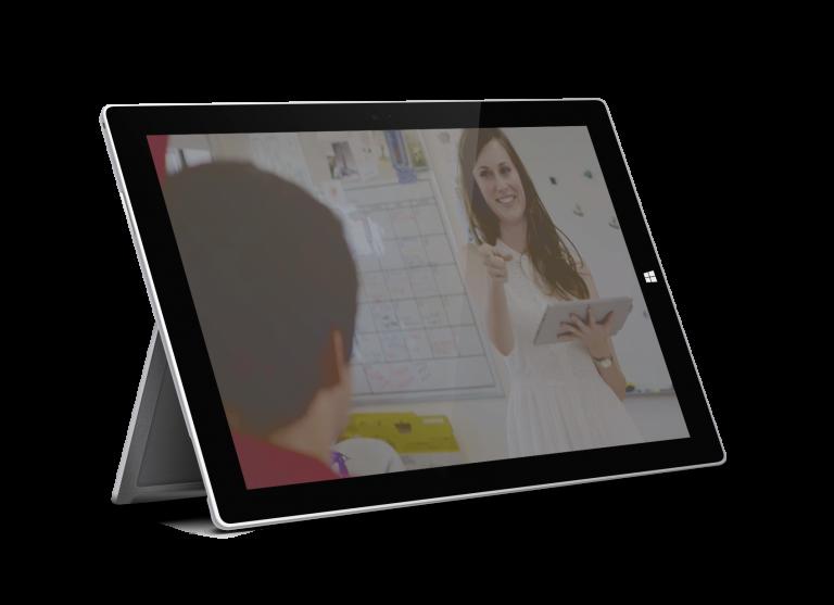 Tablet para colaboración 2