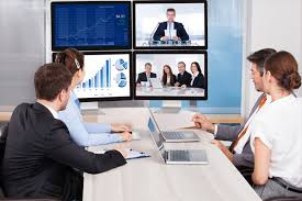 Tecnología en salas de reuniones