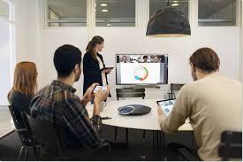 Audio Video en salas de reuniones