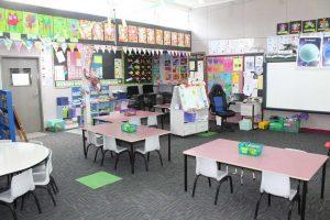 salas de clases modernas